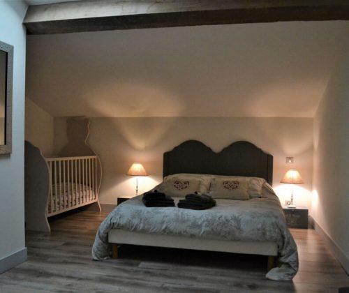 La Grange - Chambre étage